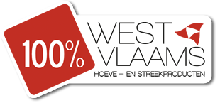 logo streekproducent 100 procent West-Vlaams