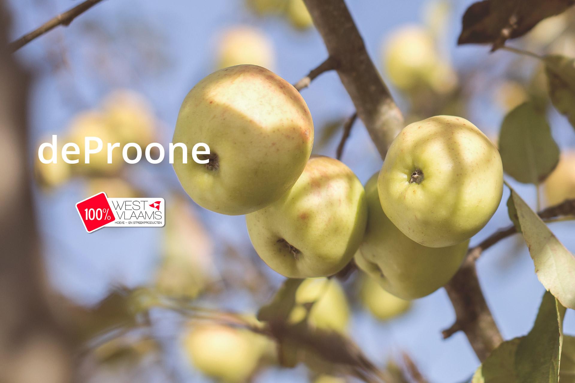 appeltjes aan een tak